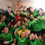 Jong Waskemeer wint overtuigend van Foarut 2