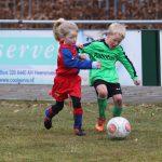 Kabouters fanatiek en succesvol op eigen sportpark