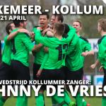 Zaterdag Waskemeer - Kollum met live muziek!