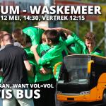 Bus naar uitduel Dokkum