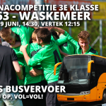 Finale nacompetitie; TOP'63 - Waskemeer