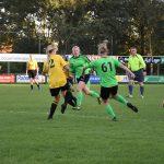Dames 1 verliest van sterk SV Marum