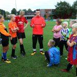 Kick-off voetbalschool vv Waskemeer