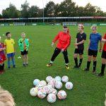 Voetbalschool verplaatst zich naar de zaal