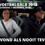 Voetbalgala 1 december