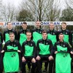 PK Verhuur & Verkoop - nieuwe teamsponsor 3e elftal