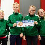 Poiesz jeugdsponsoractie levert €1043,- op!