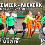 Waskemeer - Niekerk met live muziek!