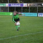 Jeugdig dames1 verliest nipt van Haulerwijk