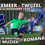 Waskemeer - Twijzel met live muziek!