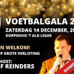 Nominaties Voetbalgala 2019 bekend, stem nu op je favoriet!