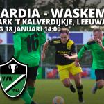 Waskemeer - Leovardia in Leeuwarden