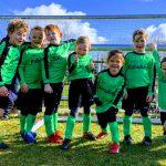 Kabouters spelen eerste toernooi in voetbaljaargang 2020