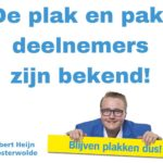 Ook Waskemeer doet mee aan AH Plak en Pak- actie