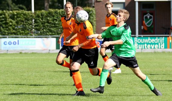 Start trainingen t/m 26 jaar